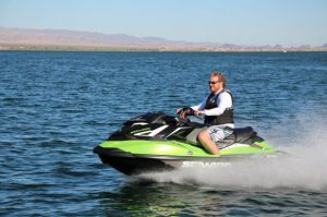 2017 Sea Doo PWC GTR-X 230 Boat Test Photo