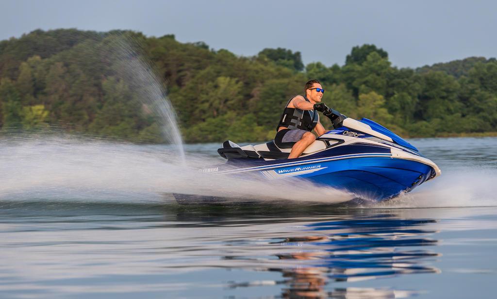 2020 Yamaha PWC VX Cruiser HO