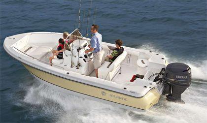 2009 Atlantic 195 CC