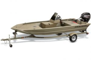 2018 Tracker Boats GRIZZLY 1648 SC