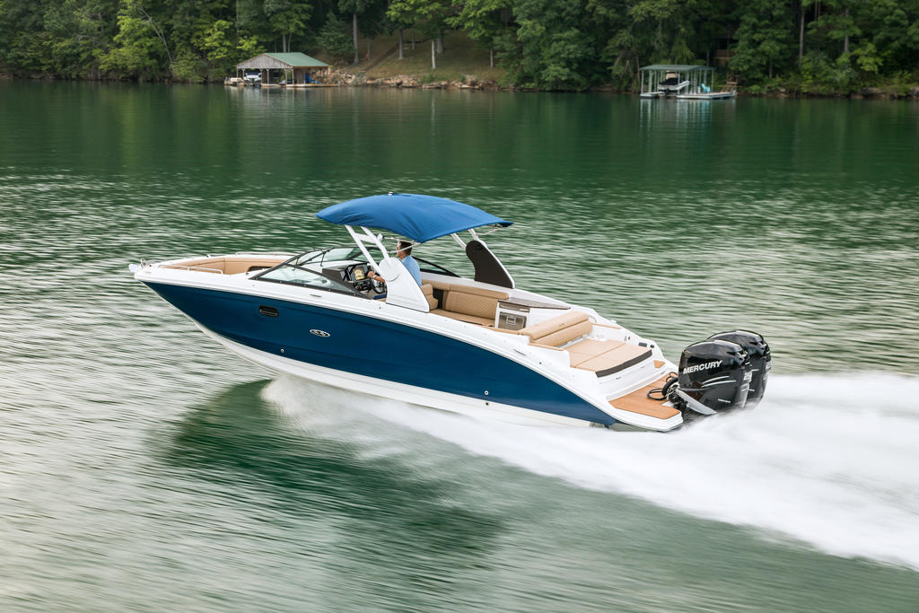 2019 Sea Ray SDX 290 OB