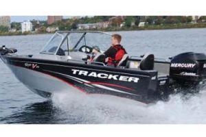 2010 Tracker Boats Targa V-17 WT