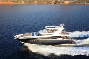 2020 Prestige Yachts 750