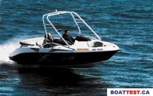 2002 Sea Doo Sportboat X-20