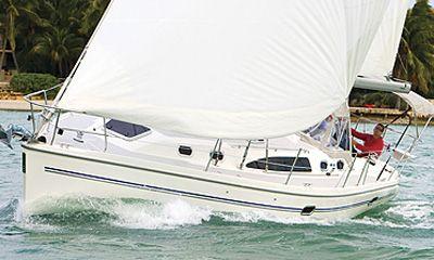 2011 Catalina Yachts 375