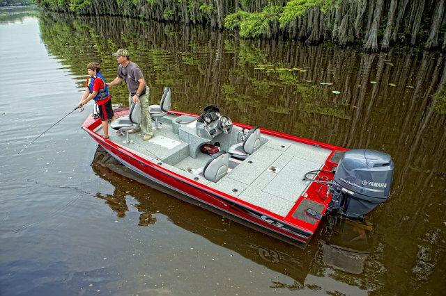 2016 G3 Boats EAGLE TALON 17 PFX