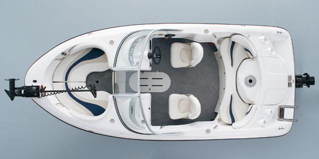 2010 Vectra V172 IO FISH-N-SKI