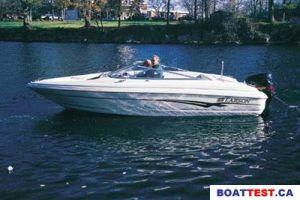 2001 Larson 190 SE