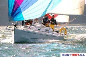 2009 J Boats J 105