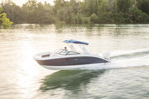2019 Sea Ray SDX 270 OB  Buyers Guide Photo