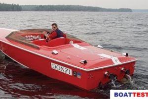 2005 Donzi Donzi 22 Classic
