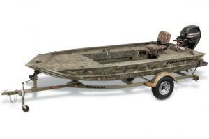 2018 Tracker Boats GRIZZLY 1548 T SPORTSMAN