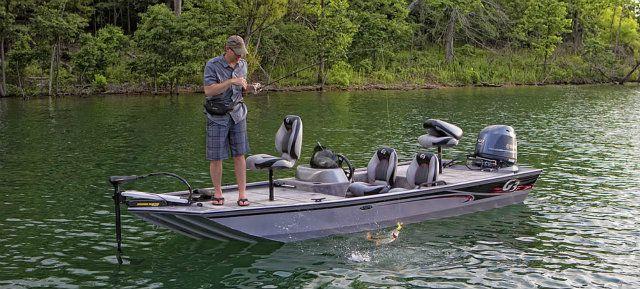 2016 G3 Boats EAGLE 166