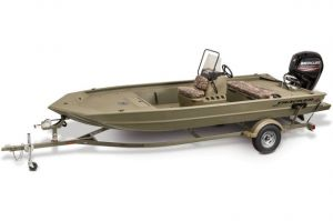 2018 Tracker Boats GRIZZLY 1860 CC