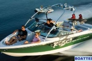 2008 Correct Craft SUPER AIR NAUTIQUE 230