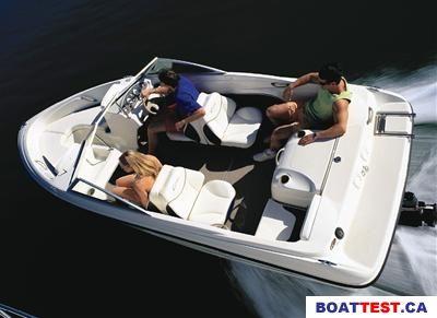 2004 Bayliner 175 Boat Test & Review 256 | Boat Tests