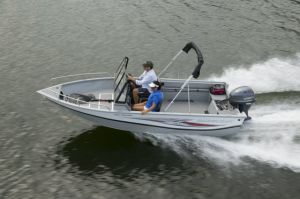 2016 American Angler 162 PRO TRACER