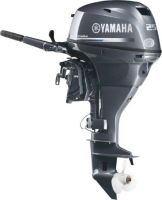 2017 Yamaha Outboards F25
