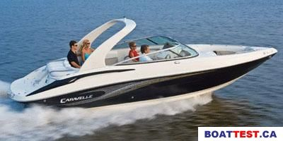 2009 Caravelle 267 BR