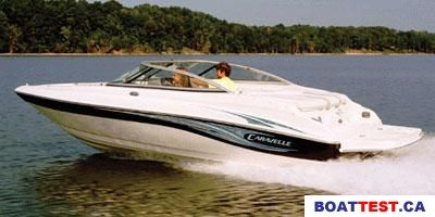2009 Caravelle 206 BR