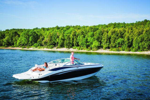 2018 Cruisers Yachts 258 BOW RIDER