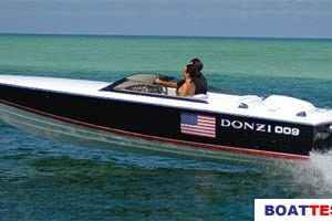 2009 Donzi 22C 009 LIMITED EDITION
