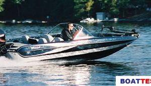 2005 Triton 190 FS