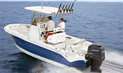 2009 Atlantic 215 CC