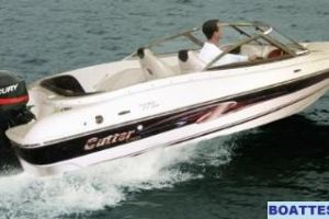 2008 Cutter XLE 173 O/B