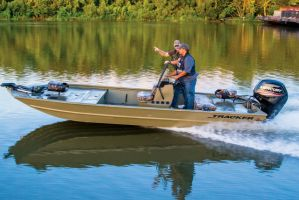 2015 Tracker Boats GRIZZLY 2072 MVX CC