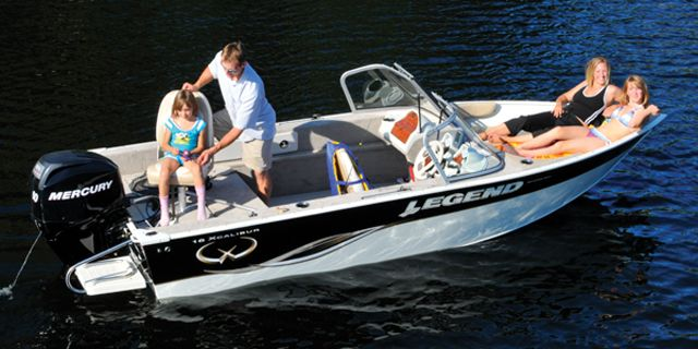 2010 Legend 16 Xcalibur Buyers Guide 7690 Boat Buyers Guide