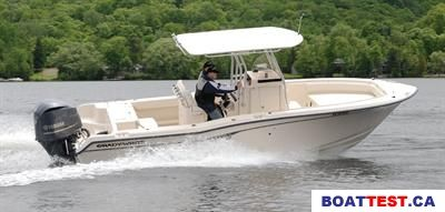 2008 Grady-White Advance 257 Boat Test & Review 173 | Boat Tests