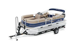2020 Sun Tracker PARTY BARGE 18 DLX  Buyers Guide Photo