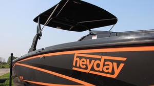 2018 Bayliner Heyday WT-2 Boat Test Photo