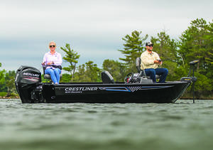 2018 Crestliner 1650 DISCOVERY Buyers Guide Photo