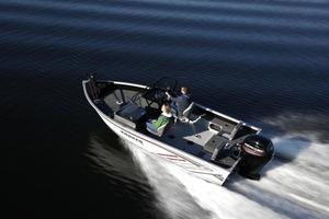 2020 Smoker Craft Adventurer 178 FNS Boat Test Photo