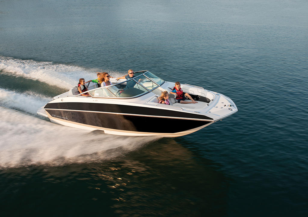 2019 Regal 24 FASDECK