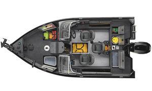2020 Tracker Boats PRO GUIDE V-165 WT