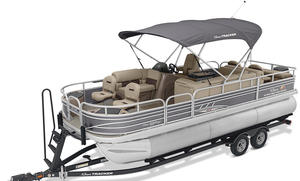 2020 Sun Tracker FISHIN BARGE 22 XP3  Buyers Guide Photo