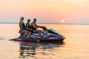 2019 Yamaha PWC VX Cruiser HO