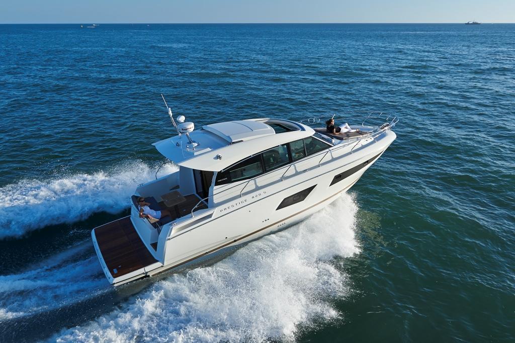 2019 Prestige Yachts 420 S