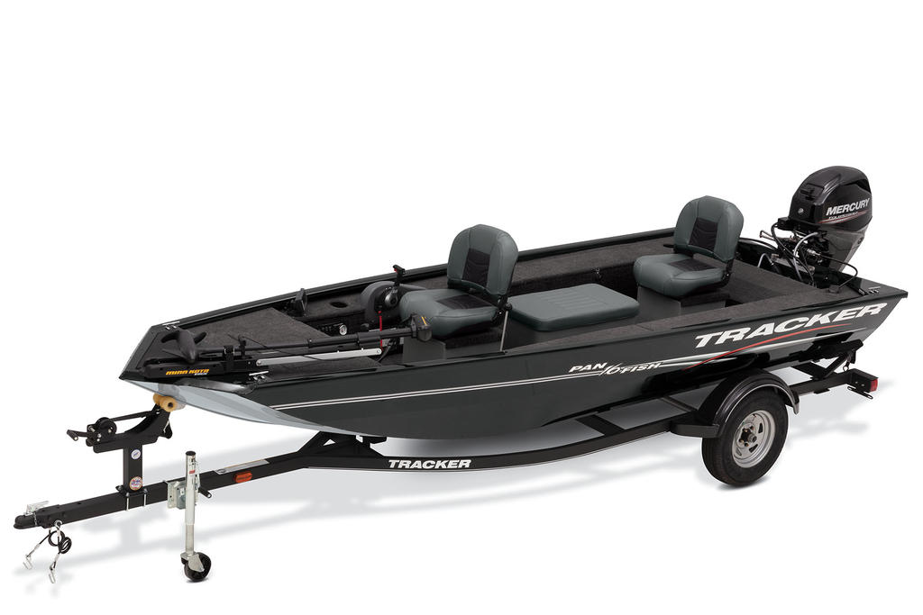 2019 Tracker Boats PANFISH 16