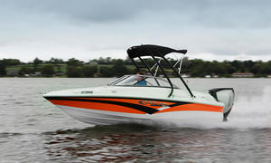 2018 Campion Chase 550 OB Boat Test Photo