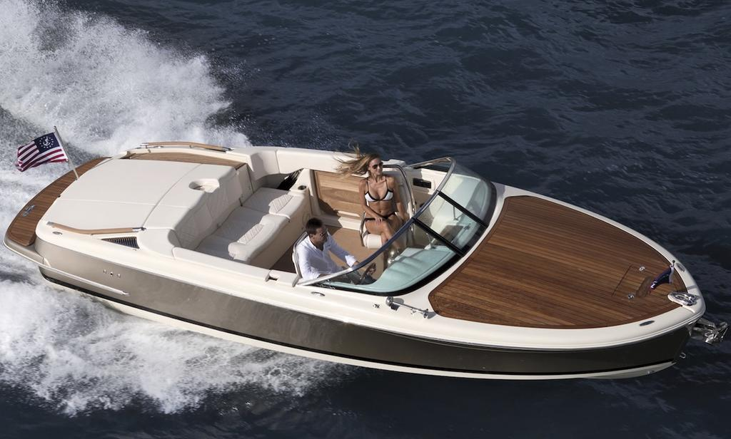 2020 Chris Craft CAPRI 27