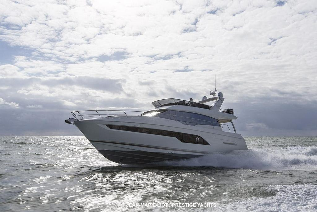 2019 Prestige Yachts 630