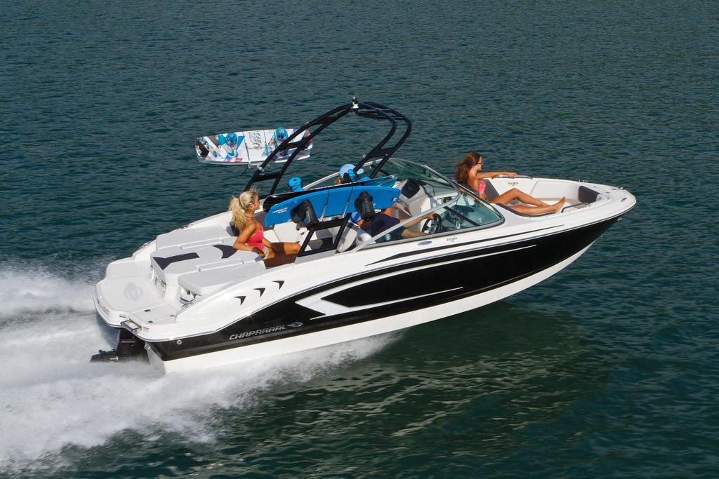 2018 Chaparral 21 H2O Sport Buyers Guide 24400   Boat Buyers