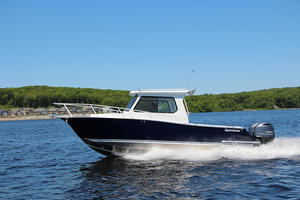 2018 Lighthouse 264 SF (Sportfish) Boat Test Photo