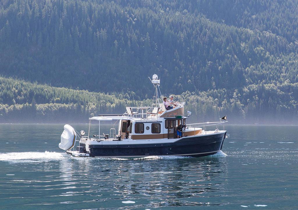 2019 Ranger Tugs R 31 CB