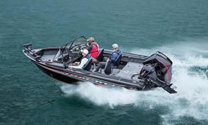 2020 Tracker Boats TARGA V-18 WT