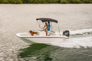 2019 Boston Whaler 170 DAUNTLESS  Buyers Guide Photo